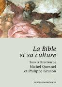 Pdf La Bible et sa culture Telecharger