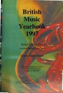 Pdf British Music Yearbook