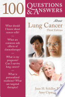 100 Questions   Answers About Lung Cancer Book