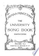 Carmina Princetonia Book