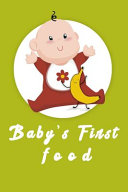 Baby s First Foods