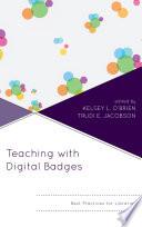Teaching With Digital Badges Book PDF