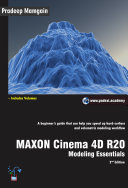 MAXON Cinema 4D R20  Modeling Essentials