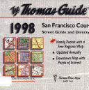 San Francisco County Street Guide and Directory