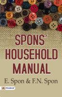Spons' Household Manual Pdf/ePub eBook