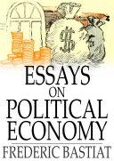 Essays on Political Economy Pdf/ePub eBook