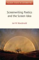 Screenwriting Poetics and the Screen Idea [Pdf/ePub] eBook
