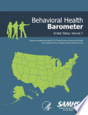 Behavioral Health Barometer  United States    Volume 5