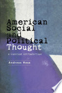American Social And Political Thought PDF