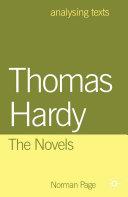 Thomas Hardy: The Novels [Pdf/ePub] eBook