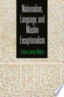 Nationalism  Language  and Muslim Exceptionalism Book