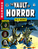 The EC Archives  The Vault of Horror