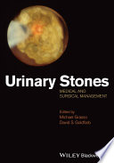 Urinary Stones Book PDF