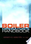 Boiler Operator S Handbook Book PDF