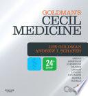 Goldman S Cecil Medicine E Book