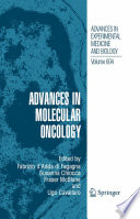 Advances in Molecular Oncology