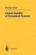 Global Stability of Dynamical Systems Book