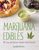 Marijuana Cookbook Book