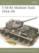 T 34 85 Medium Tank 1944   94