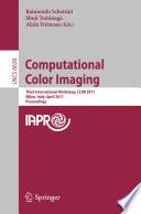 Computational Color Imaging