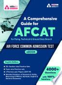 A Comprehensive Guide For Afcat Exam Ebook English Edition