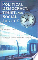 Political Democracy  Trust  and Social Justice