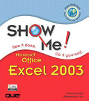 Show Me Microsoft Office Excel 2003