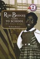 Ruby Bridges Goes to School Book PDF