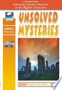 Unsolved Mysteries Pdf/ePub eBook