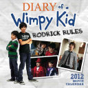 The Diary Of A Wimpy Kid Movie 2011-2012 Calendar