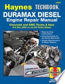 Duramax Diesel Engine Repair Manual