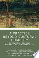 A Practice Beyond Cultural Humility
