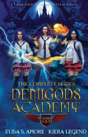 Demigods Academy Box Set   The Complete Series  Young Adult Supernatural Urban Fantasy