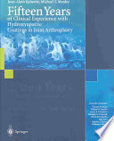 Fifteen Years of Clinical Experience with Hydroxyapatite Coatings in Joint Arthroplasty Book