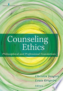 Counseling Ethics Book