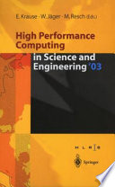 High Performance Computing In Science And Engineering    03
