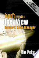 Fognet s Field Guide to OpenView Network Node Manager