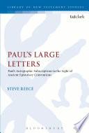 Paul S Large Letters