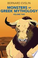 Monsters of Greek Mythology Volume One Book