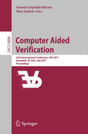Computer Aided Verification [Pdf/ePub] eBook