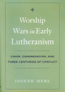Worship Wars in Early Lutheranism Pdf/ePub eBook