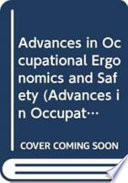 Advances in Occupational Ergonomics and Safety Book