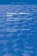 Handbook of Medicinal Mints [Pdf/ePub] eBook