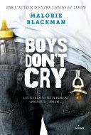Boys don't cry ebook