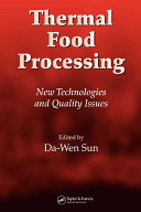 Thermal Food Processing Book PDF