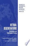 Retinal Degenerations