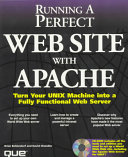Running a Perfect Web Site with Apache Book
