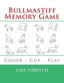 Bullmastiff Memory Game