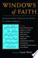 Windows of Faith Book