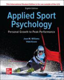 ISE Applied Sport Psychology: Personal Growth to Peak Performance
